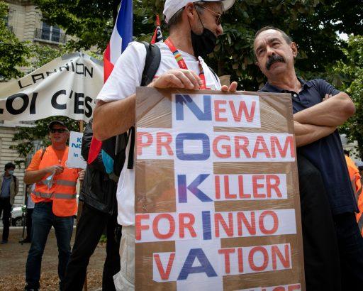 'L'affaire Nokia' montre que ce que les politiciens appellent 'folie' est la norme dans le capitalisme
