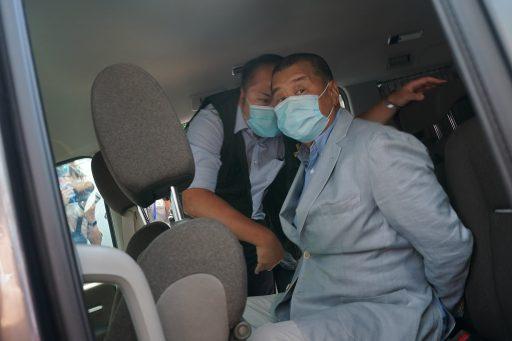 Hongkongs mediabedrijf koerst 344 procent hoger na arrestatie topman