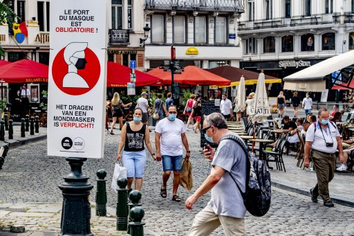 Rassemblements, bars, masque… Bruxelles renforcent les mesures