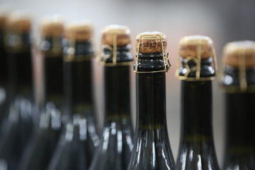 In deze landen wordt de meeste mousserende wijn geproduceerd