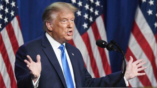 Financiële tovenarij: 'Trump betaalde 750 dollar belastingen in 2016 en 2017'