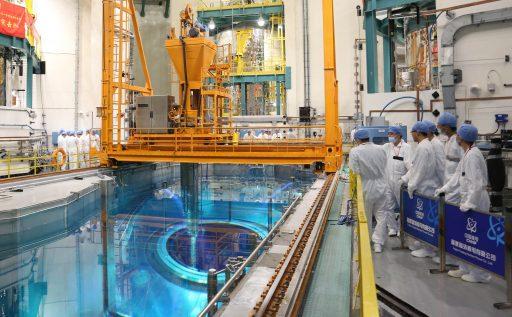 China heeft zijn eerste kernreactor 'made in China' opgestart, en snijdt zo de nucleaire navelstreng door met het Westen