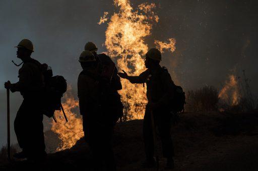 Waarom het 'weergaloos' inferno dat Amerikaanse Westkust gijzelt nog maar begin is van het nieuwe normaal