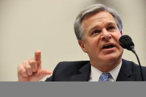FBI-directeur Wray: 'Rusland zeer, zeer actief in dwarsbomen campagne Joe Biden'
