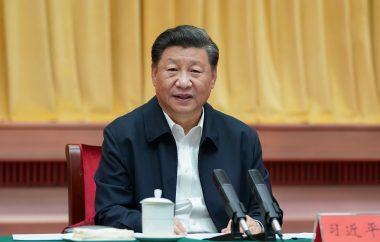 Chinees president Xi Jinping