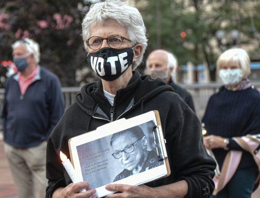 Vooral Team Trump profiteert van overlijden opperrechter Bader Ginsburg