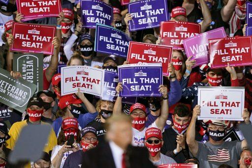 Wie Trump wegzet als een idioot ziet de geschiedenis aan zich voorbijgaan