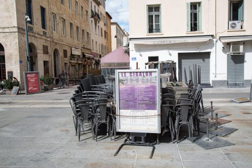 Covid-19 blijft de kwelduivel van cafés en restaurants