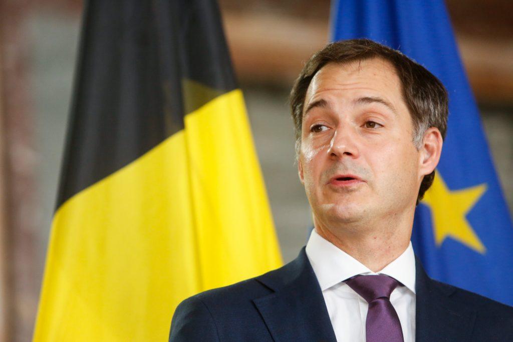 Alexander De Croo (Open Vld)