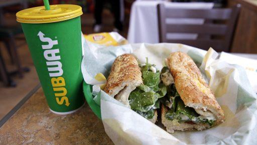 Subway-broodjes te gesuikerd om een broodje te zijn, vindt Ierse rechter