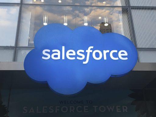 Salesforce en Nikola duwen Amerikaanse beurzen in het rood