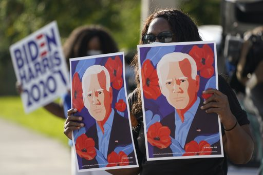 'Hiden Biden' peut-il remporter la course à la présidence en silence ?
