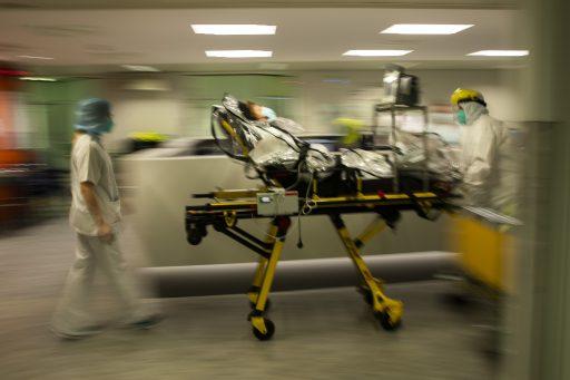 Corona thuis opvolgen: ziekenhuizen lopen storm voor oplossing van Antwerpse start-up Byteflies
