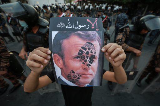 Keert de islamitische wereld zich nu tegen Macron?