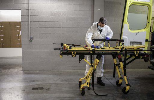 Coronacijfers: Lichte daling aantal ziekenhuisopnames zet zich voort