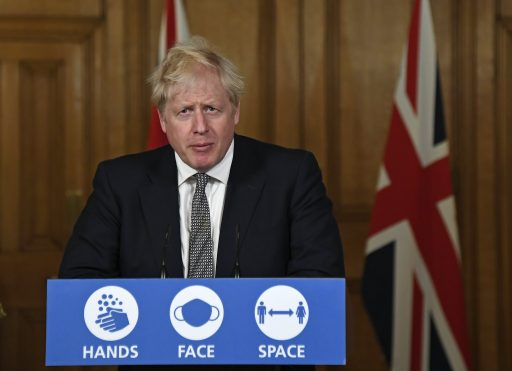 Ook Engeland gaat op slot, maar scholen blijven open