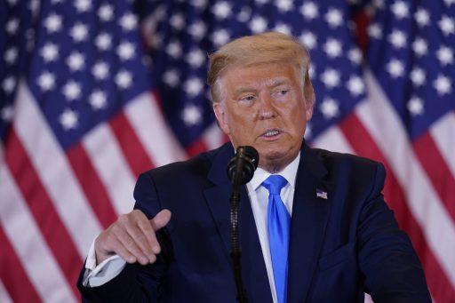 Trump appelle ses partisans à 'inverser' les résultats des élections