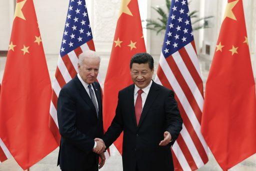 Xi Jinping stuurt dan toch felicitaties naar Joe Biden