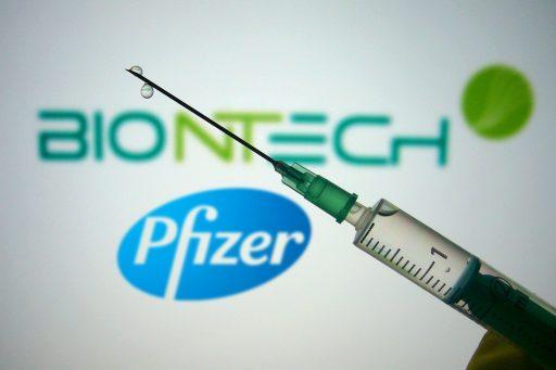 Le vaccin de Pfizer/BioNTech est 'efficace' contre le variant britannique