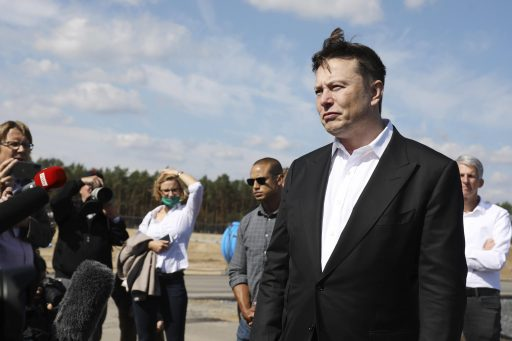 Elon Musk nu rijker dan Bill Gates