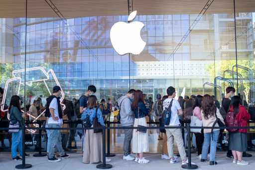 Apple verplicht ongevaccineerd personeel tot frequente tests