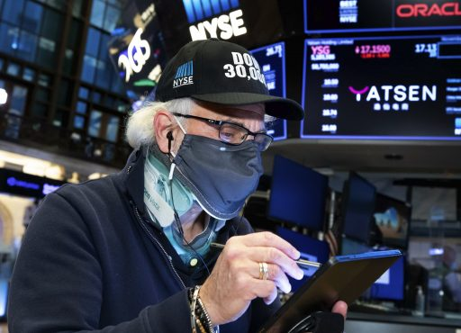 Wall Street start halve beursdag in het groen