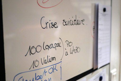 Terwijl de globale beursindexen exploderen, zijn onze jongeren depressief en heeft 20 procent van de Fransen zelfmoordgedachten