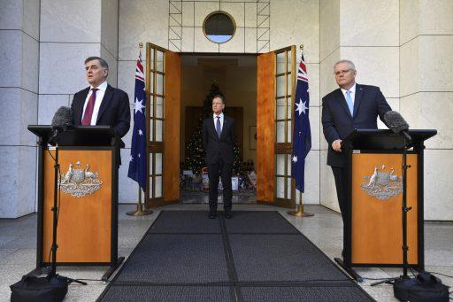 'Ook met vaccin houdt Australië wellicht de grenzen dicht in 2021'