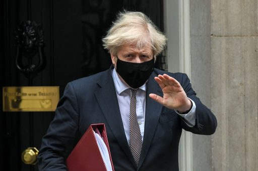 Boris Johnson verlengt lockdown tot maart