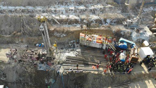 Qixia Mine collapse