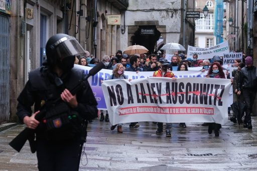 Galicië: Tot 60.000 euro boete voor wie zich niet laat vaccineren