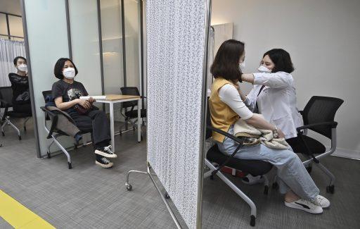 Ook Aziaten halen de neus op voor AstraZeneca-vaccin