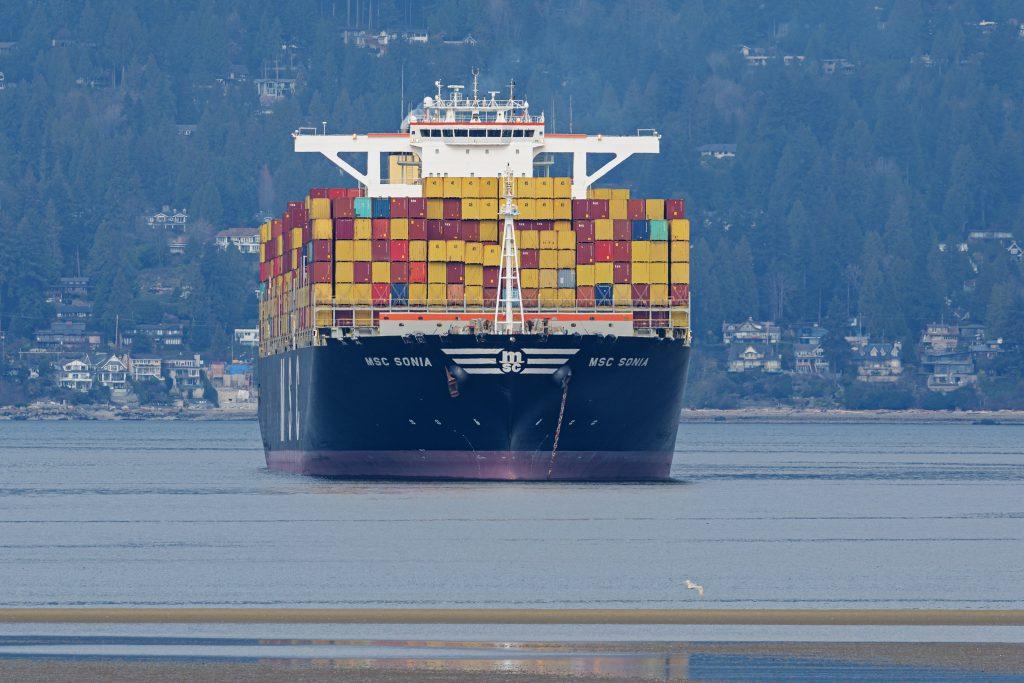 Voici le carburant idéal pour un transport maritime durable