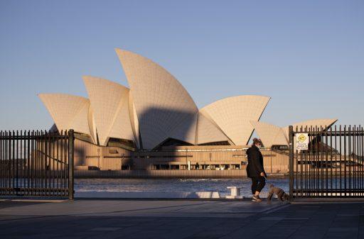 Sydney verlengt lockdown met een maand