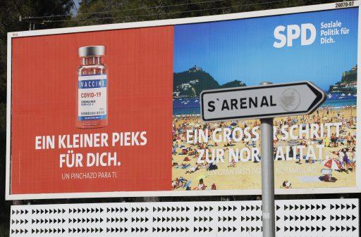 Duitsland start in september met het toedienen van een derde prik van het coronavaccin