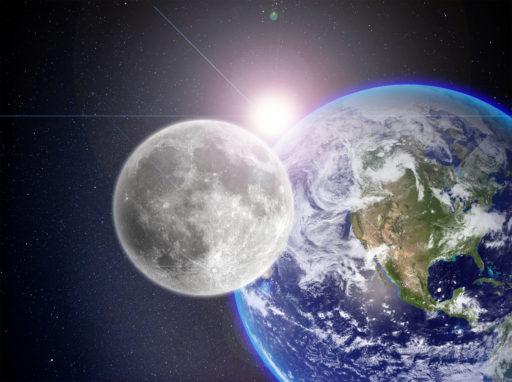Un réacteur nucléaire sur la Lune dès 2026?