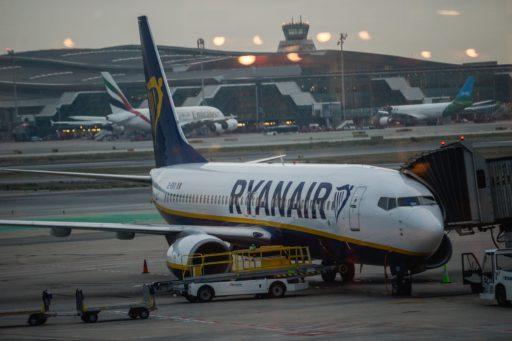 Non-respect des règles: Ryanair risque la suspension des vols en Italie