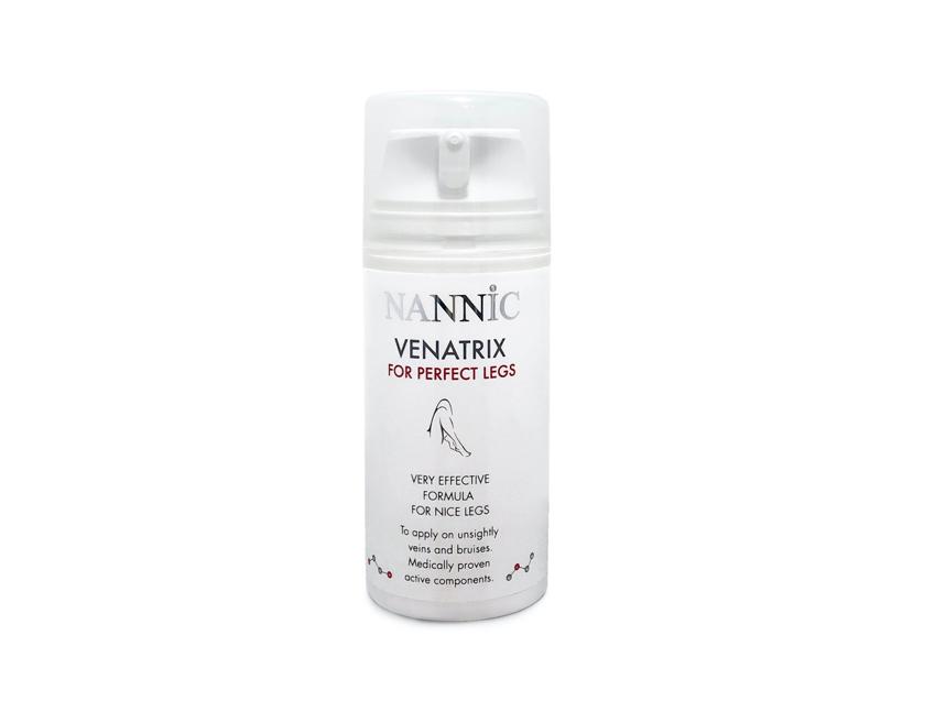 Vangst van de dag: Venatrix Legs – een serum voor perfecte benen – van NANNIC