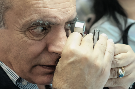 'Israëlische diamantsector staat dicht bij instorting'