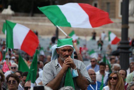 Italie: le gouvernement dégage 25 milliards d'euros pour soutenir l'économie