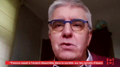 INTERVIEW | Pieter Timmermans (FEB) : 'La situation sanitaire dépend plus des comportements individuels que d'un confinement'