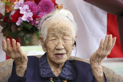 Aantal 65-plussers in Japan op nieuw recordniveau
