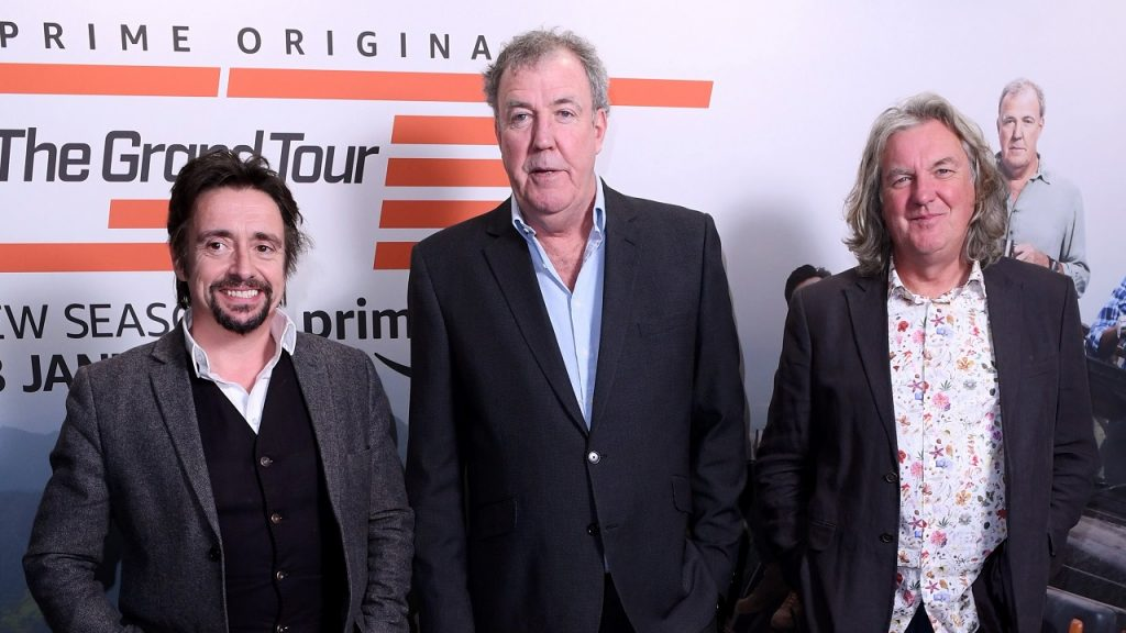 Jeremy Clarkson Richard Hammond James May The Grand Tour