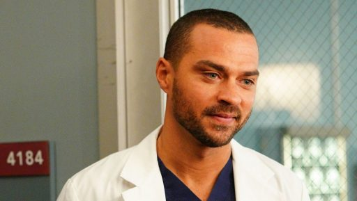 Jesse Williams Greys Anatomy