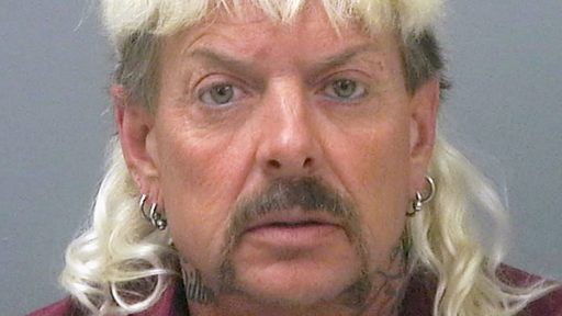Joe Exotic gevangenis