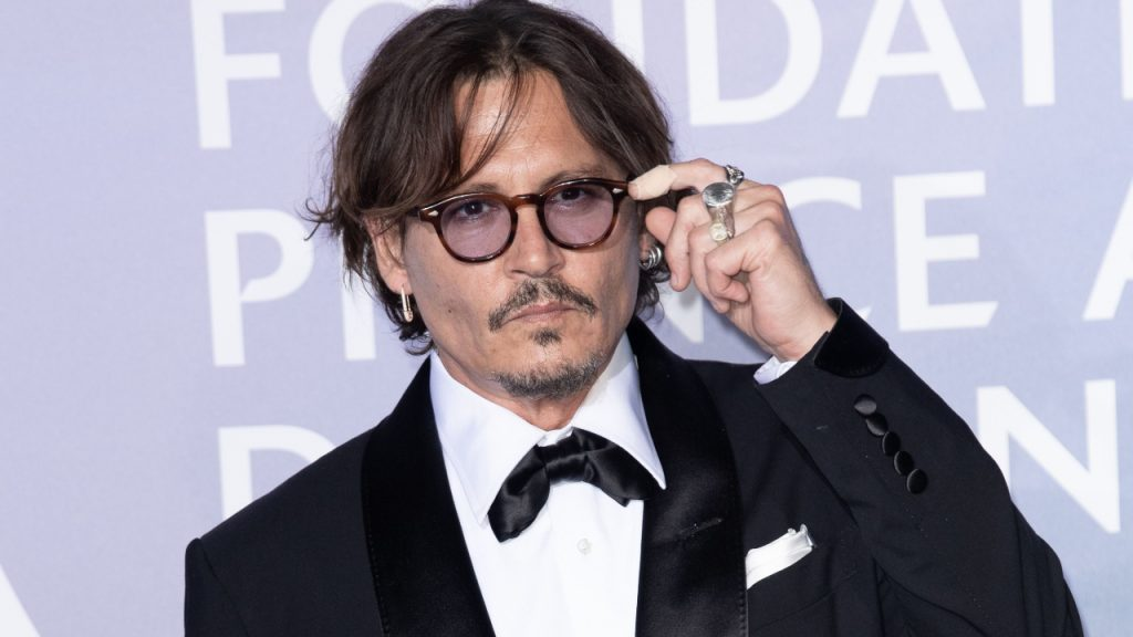 Johnny Depp getipt voor rol in Tim Burtons reboot van 'The Addams Family' op Netflix