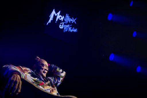 Le célèbre musicien Quincy Jones (s')investit dans une start-up belge