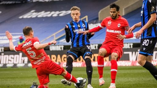 Jupiler Pro League Antwerp Club Brugge
