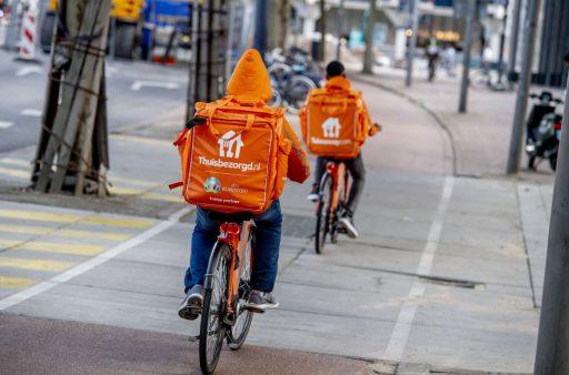 Le service de livraisons de Takeaway.com se déploie à Charleroi et à Namur pour booster les ventes de l'Horeca