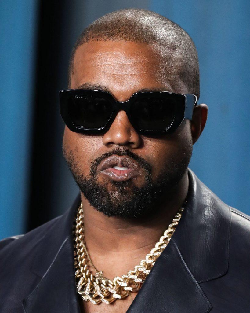Kanye West. - Isopix